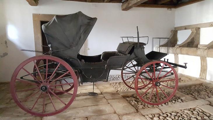 Carruagens da Casa de Mateus - Vila Real © Viaje Comigo