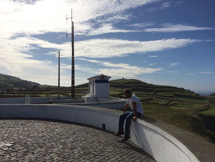 Casa de Vigia de Baleias - Miradouro do Escalvado, S. Miguel - Açores -© Viaje Comigo