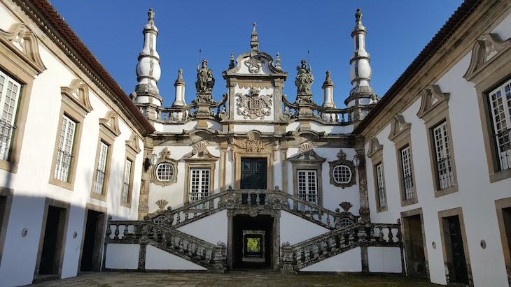 Entrada Casa de Mateus - Vila Real © Viaje Comigo
