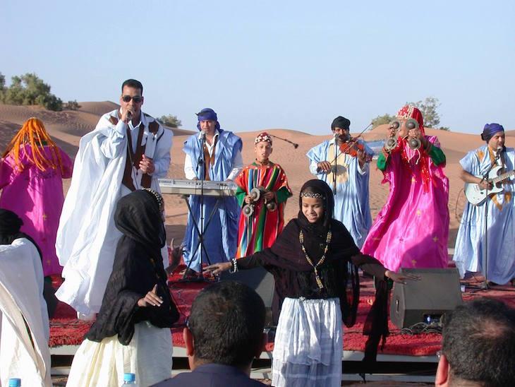 Festival des Nomades - Direitos Reservados