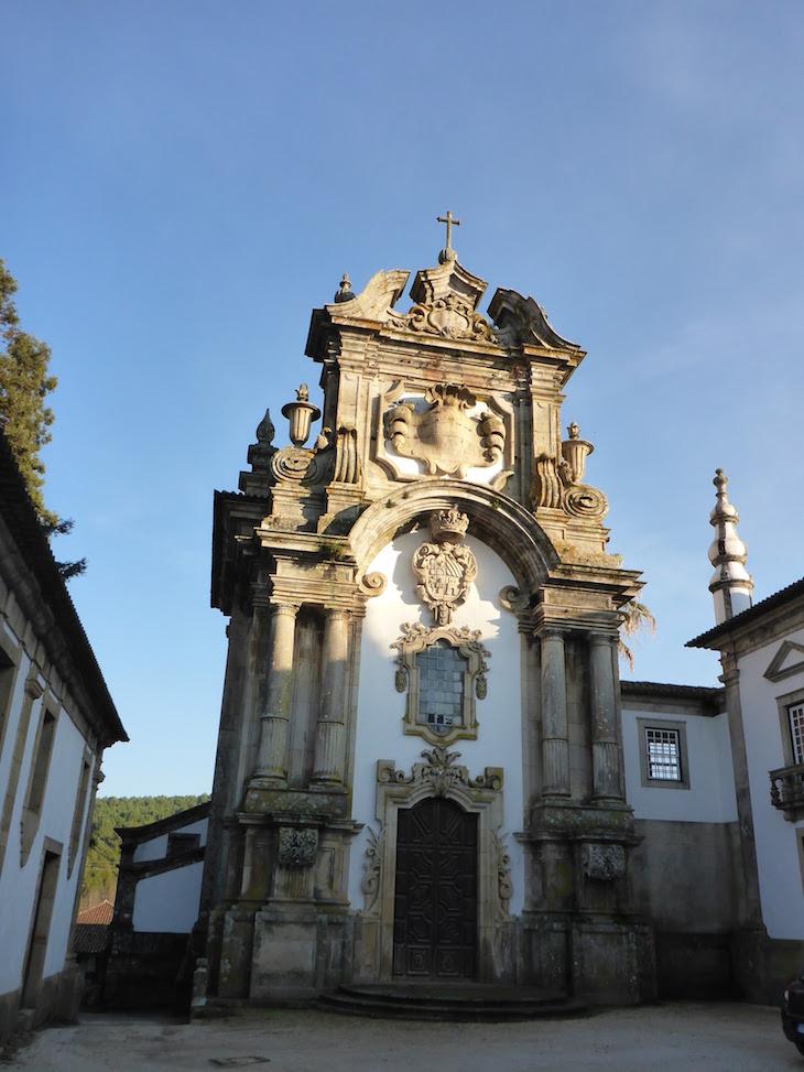 Capela da Casa de Mateus - Vila Real © Viaje Comigo