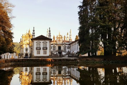 Casa de Mateus - Vila Real © Viaje Comigo