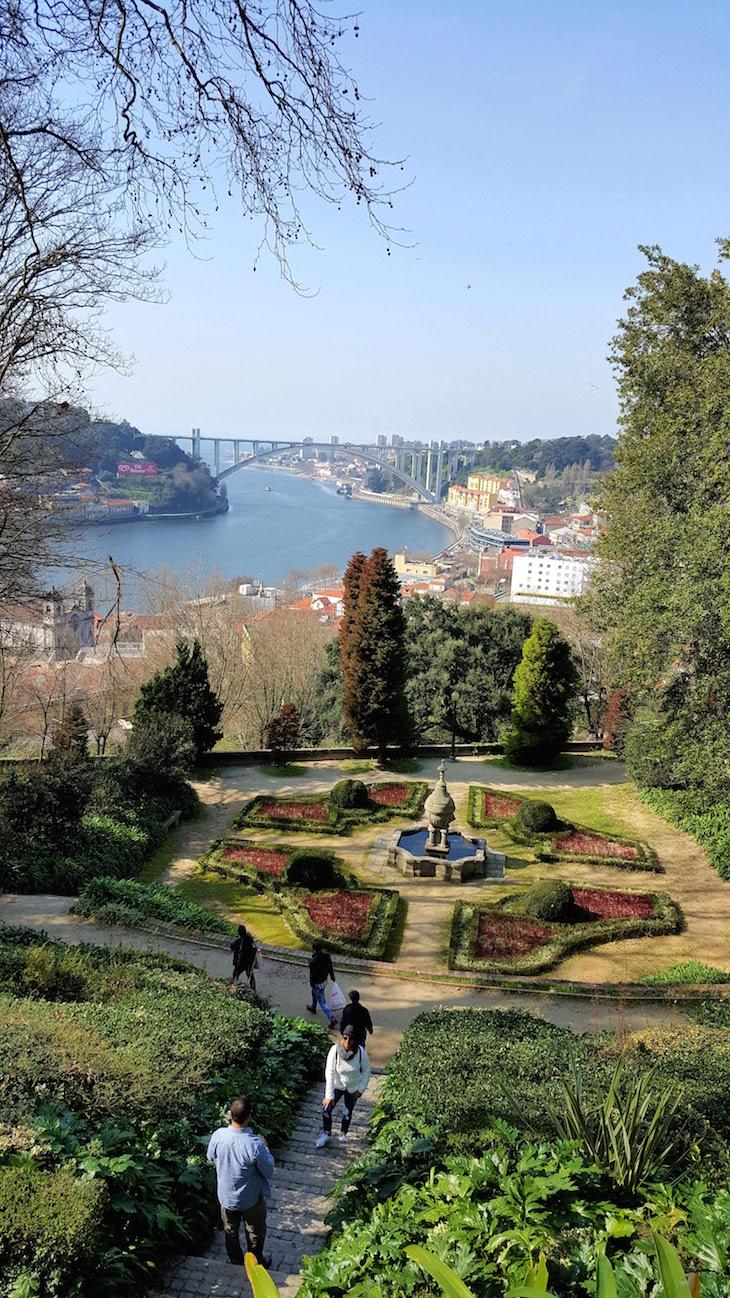 Vista do Palácio de Cristal - Porto © Viaje Comigo