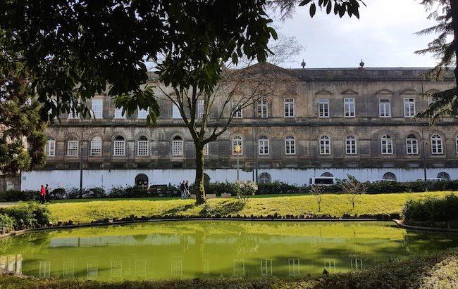 Lago do Jardim do Carregal - Porto © Viaje Comigo
