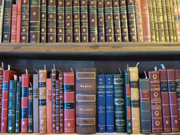 Biblioteca - Casa de Mateus - Vila Real © Viaje Comigo