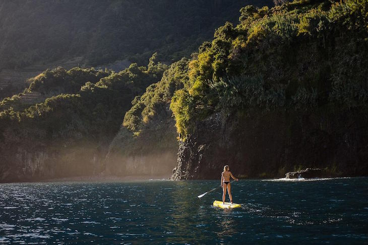Stand Up Paddle © Visit Madeira