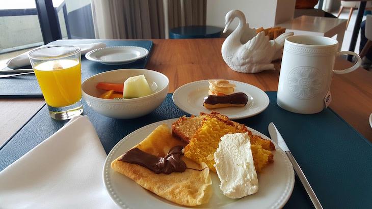 Pequeno-almoço no Montebelo Vista Alegre Hotel © Viaje Comigo