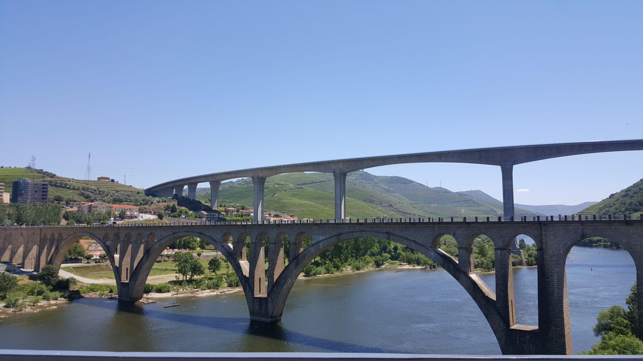 Pontes da Régua © Viaje Comigo