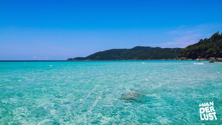Prehentian Islands © thewanderlust