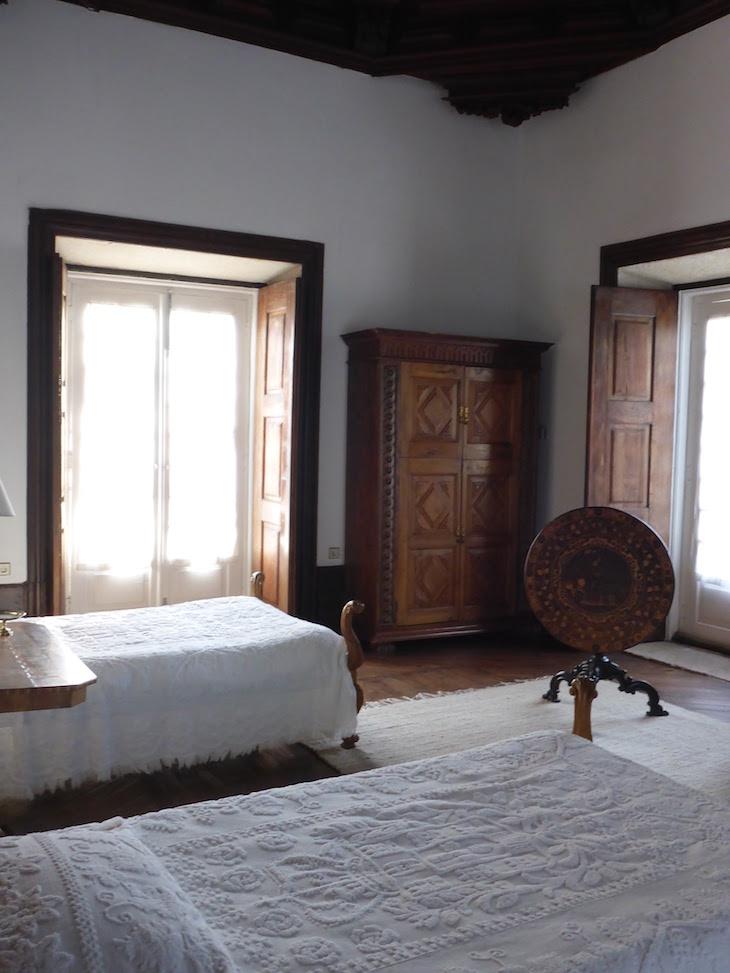 Quartos da Casa de Mateus - Vila Real © Viaje Comigo