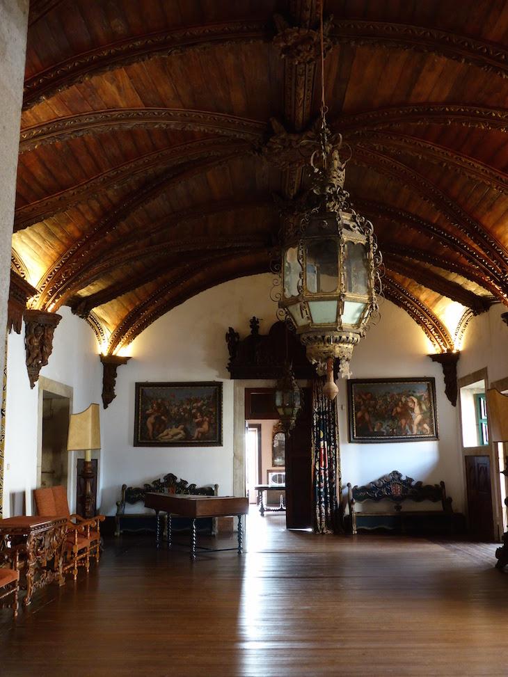 Salão de Entrada - Casa de Mateus - Vila Real © Viaje Comigo