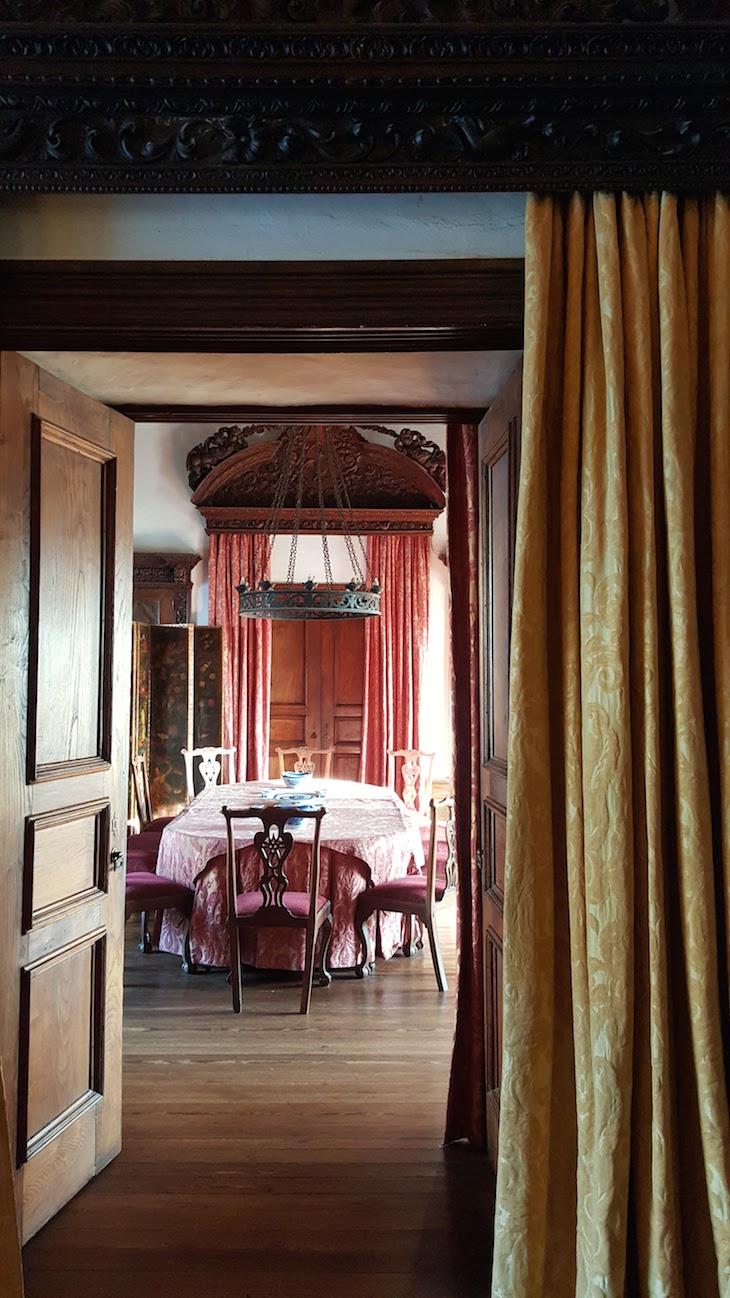 Sala de Jantar - Casa de Mateus - Vila Real © Viaje Comigo
