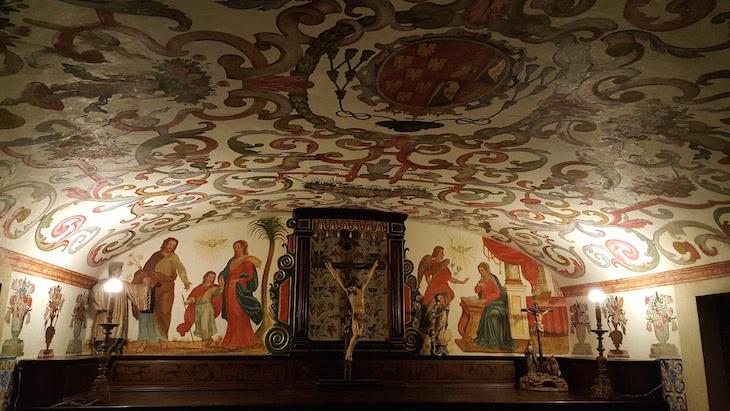 Capela Nossa Senhora da Penha de França, Vista Alegre © Viaje Comigo