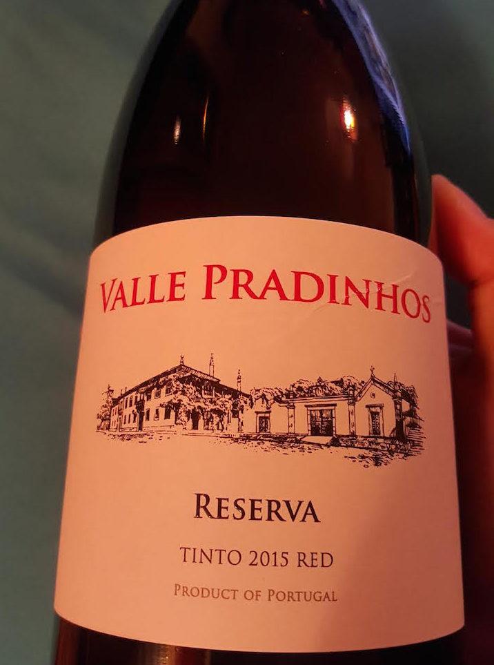 Vinho Valle Pradinhos © Viaje Comigo