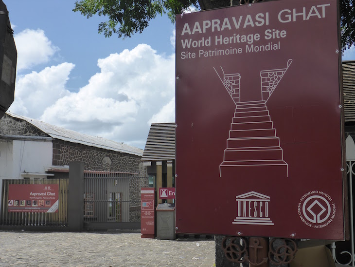 Aapravasi Ghat - Port Louis - Ilhas Maurícias © Viaje Comigo