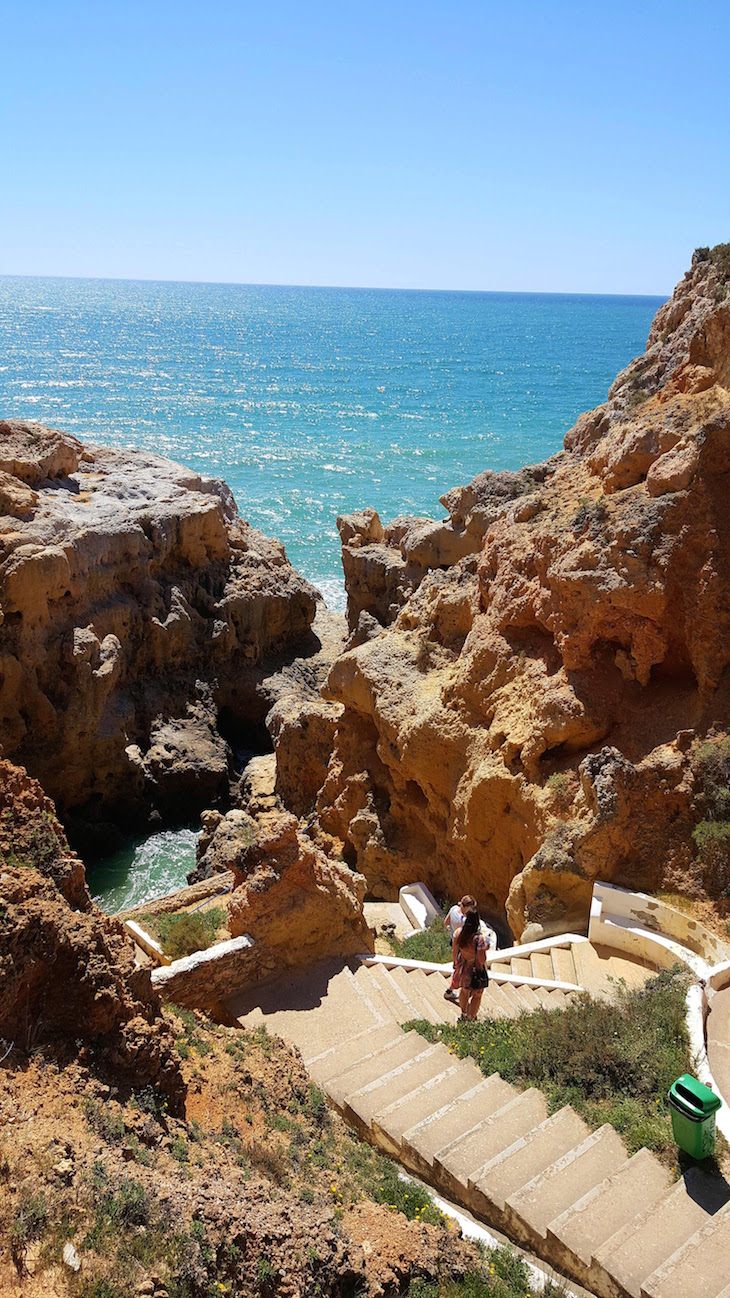 Algar Seco, Carvoeiro, Algarve © Viaje Comigo