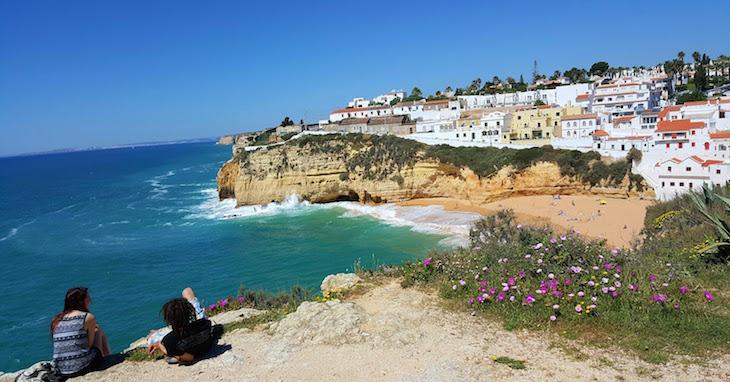 Carvoeiro - Algarve © Viaje Comigo