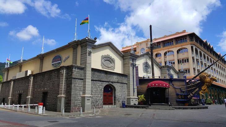 Casino - Port Louis - Ilhas Maurícias © Viaje Comigo