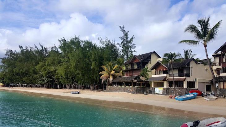 Chegada da Ilha Gabriel, Ilhas Maurícias © Viaje Comigo