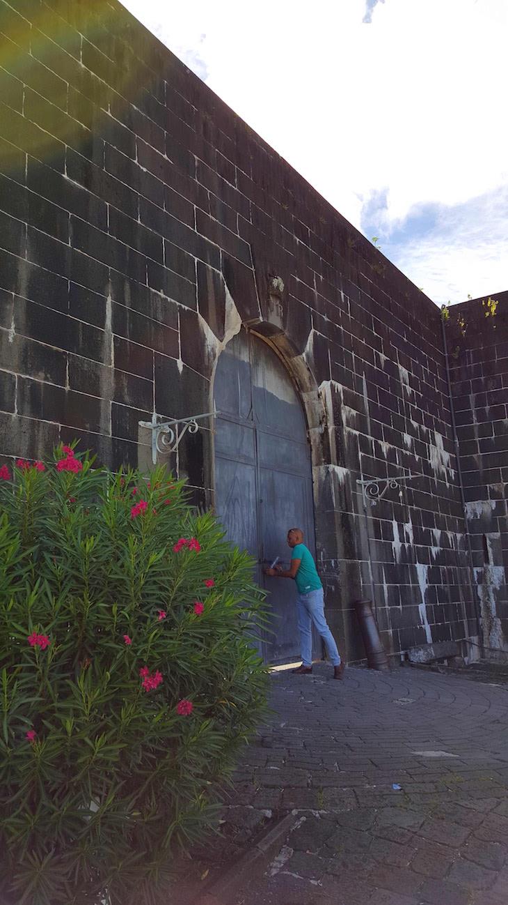 Citadel Fort Adelaide - Port Louis - Ilhas Maurícias © Viaje Comigo