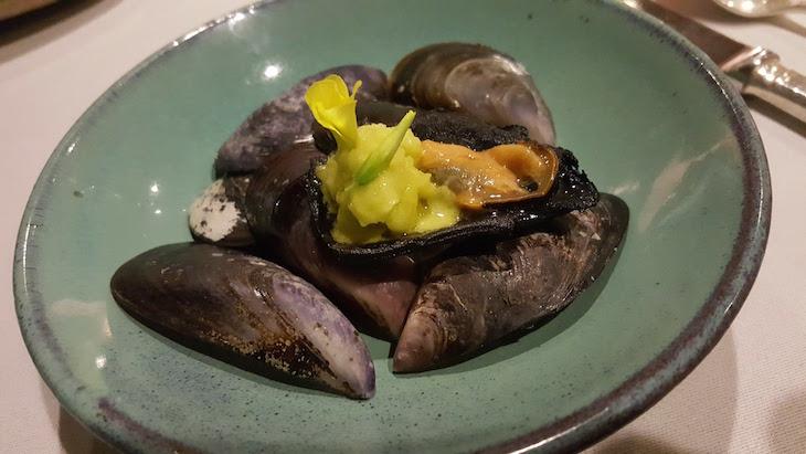 Corta sabores no Restaurante Fortaleza do Guincho, Cascais © Viaje Comigo
