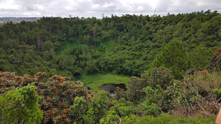 Cratera do Vulcão - Curepipe - Ilhas Maurícias © Viaje Comigo