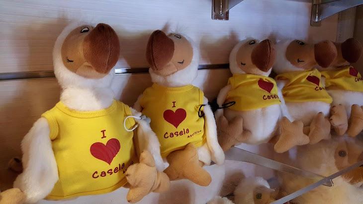 Dodo brinquedo - Casela - Maurícias © Viaje Comigo