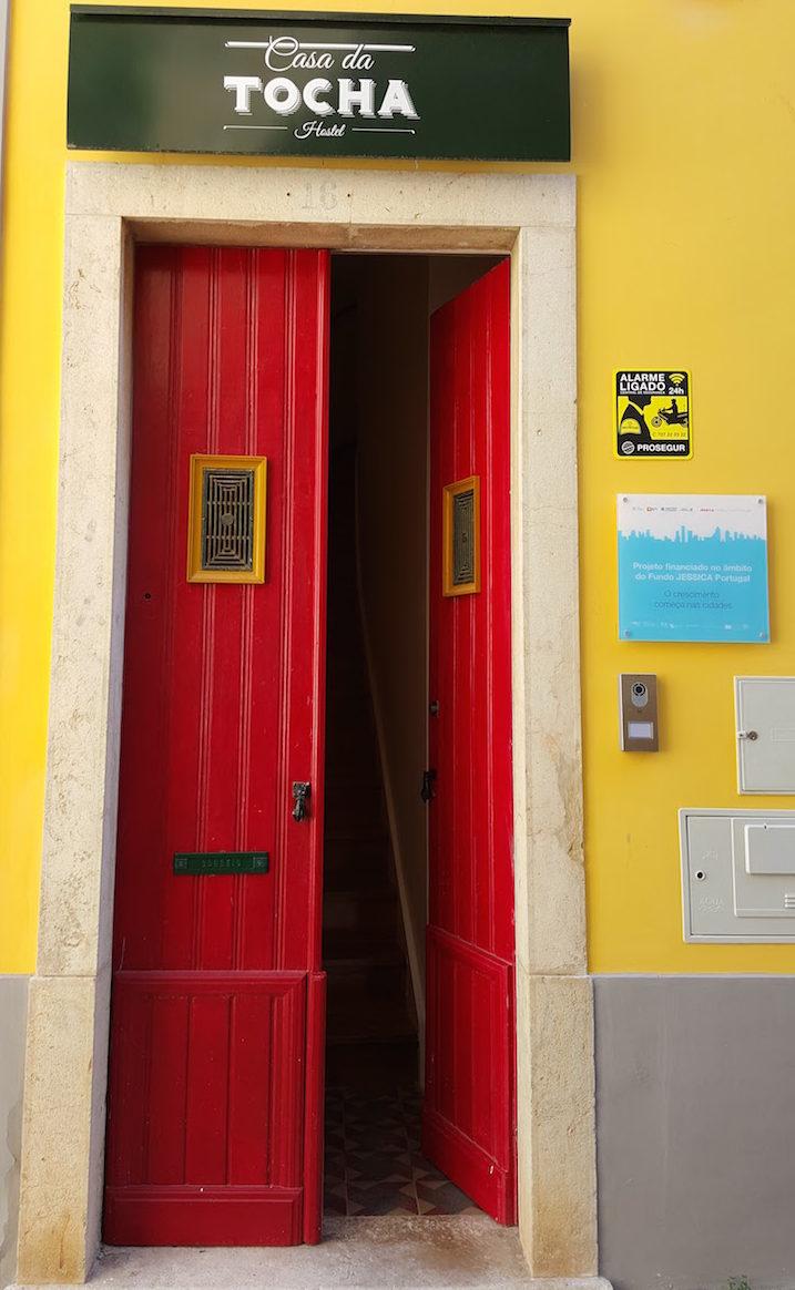 Entrada Casa da Tocha © Viaje Comigo