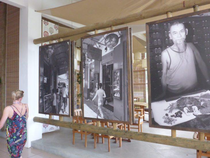 Decoração do Hotel Ravenala Attitude - Ilhas Maurícias © Viaje Comigo