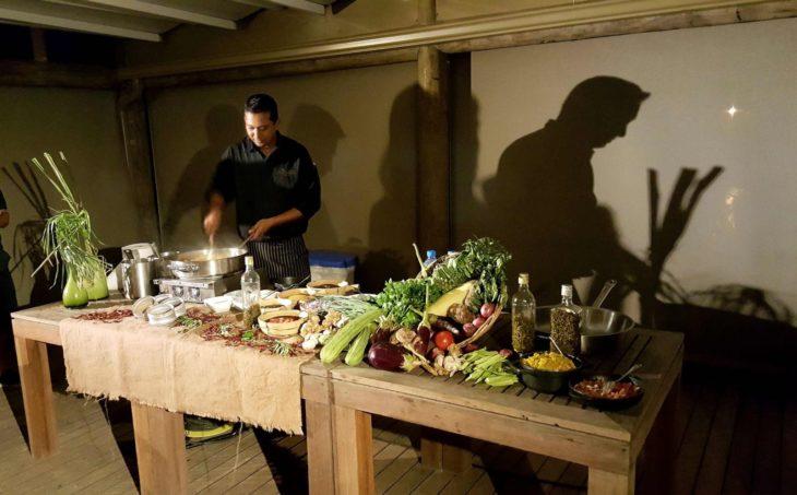 Workshop de culinária - Hotel Ravenala Attitude - Ilhas Maurícias © Viaje Comigo