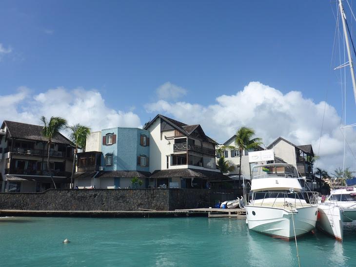 Largada - Passeio até à Ilha Gabriel, Ilhas Maurícias © Viaje Comigo