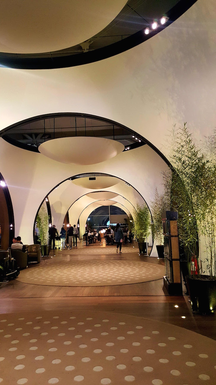 Lounge Turkish Airlines, Istambul © Viaje Comigo