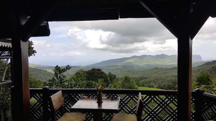 Restaurante Varangue sur Morne - Ilhas Maurícias © Viaje Comigo