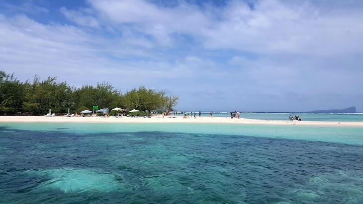 Viagem até à Ilha Gabriel - Ilhas Maurícias © Viaje Comigo