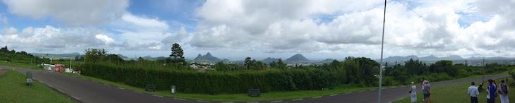 Panorâmica - Curepipe - Ilhas Maurícias © Viaje Comigo