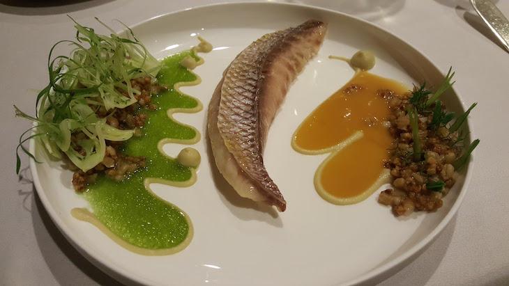 Prato de peixe - Restaurante Fortaleza do Guincho, Cascais © Viaje Comigo