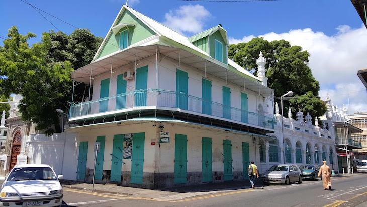 Port Louis - Ilhas Maurícias © Viaje Comigo