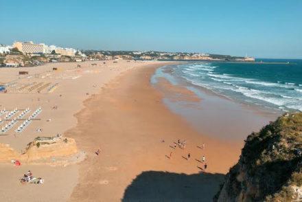 Praia da Rocha - Portimão - Algarve © Viaje Comigo