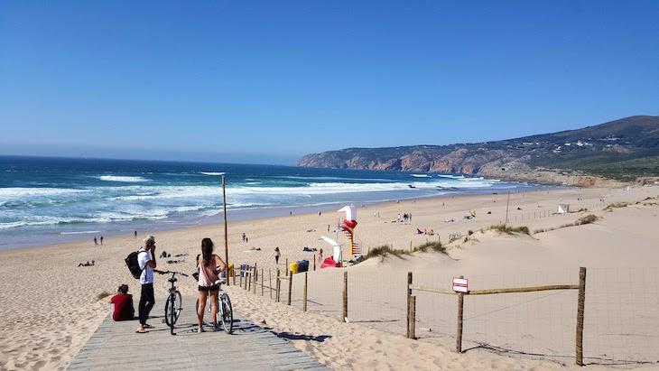 Praia do Guincho © Viaje Comigo