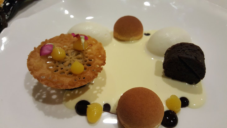 Sobremesa - Restaurante Fortaleza do Guincho, Cascais © Viaje Comigo