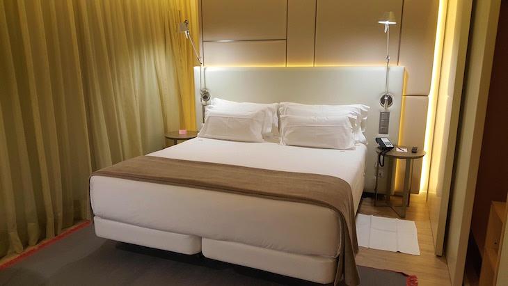 Quarto do NH Collection Lisboa Liberdade Hotel © Viaje Comigo