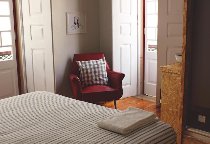 Quarto Suite © Casa da Tocha
