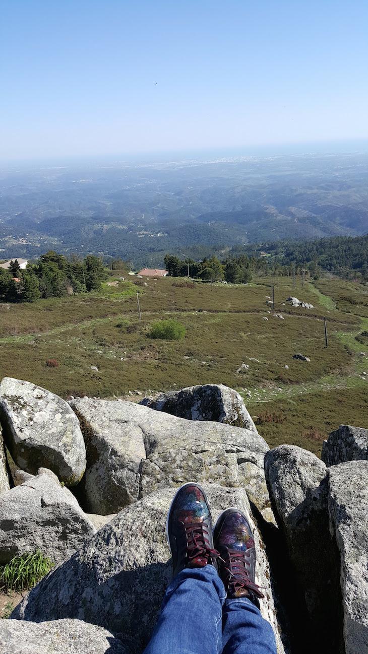 Vista da Serra de Monchique - Algarve © Viaje Comigo