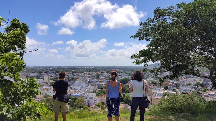 Vista da Citadel - Port Louis - Ilhas Maurícias © Viaje Comigo
