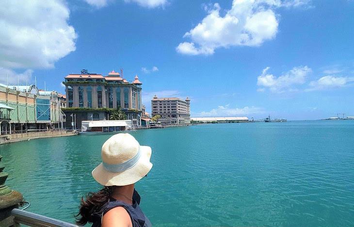 Waterfront Port Louis - Ilhas Maurícias © Viaje Comigo