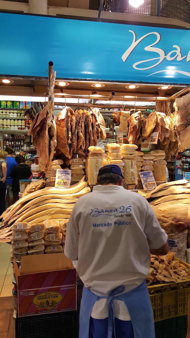 Mercado Porto Alegre - Brasil © Viaje Comigo