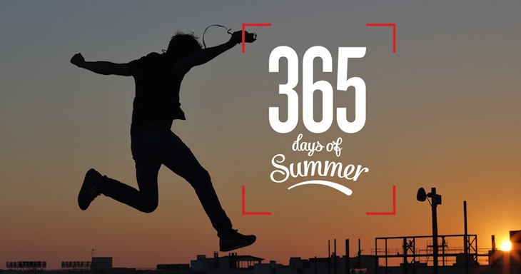 Canon 365 dias de verão