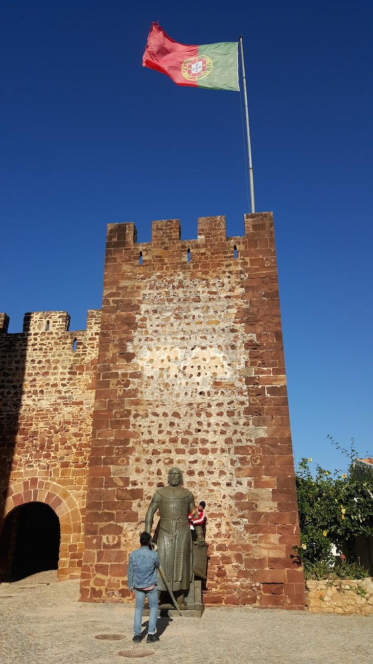 D. Sancho I - Castelo de Silves - Algarve © Viaje Comigo
