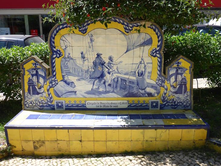 Jardim 1º Dezembro em Portimão © Viaje Comigo