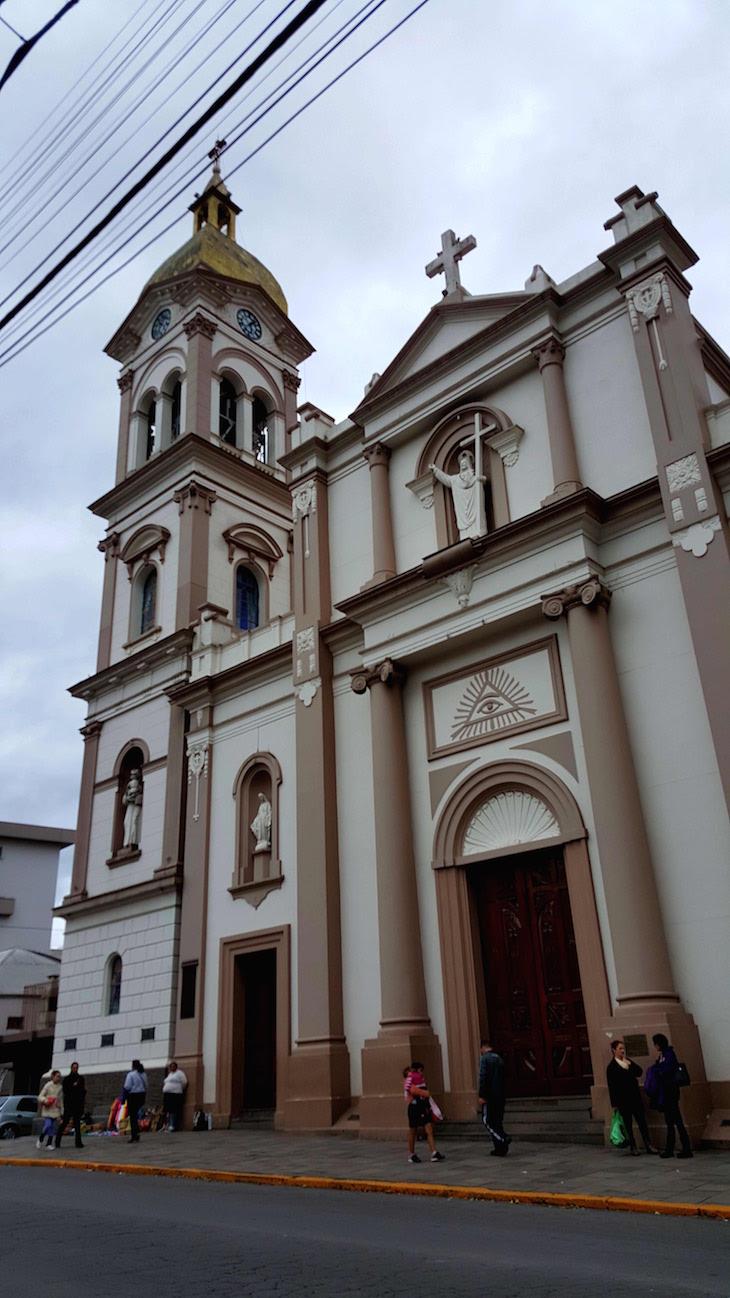 Igreja de Bento Gonçalves - Rio Grande do Sul - Brasil © Viaje Comigo
